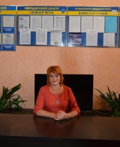 Адміністрація школи заступник директора з виховної роботи Погребняк Тетяна Юріївна DSC_7836